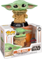 Funko Pop! Star Wars: The Mandalorian - The Child (Baby Yoda) Concerned #384 - The Amazing Collectables