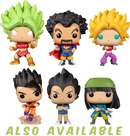 Funko Pop! Dragon Ball Super - Super Saiyan Kale