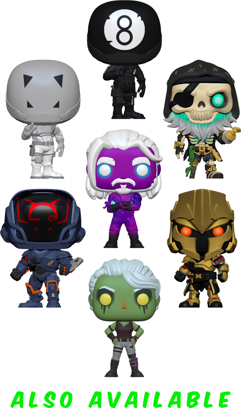 Funko Pop! Fortnite - Scratch - The Amazing Collectables