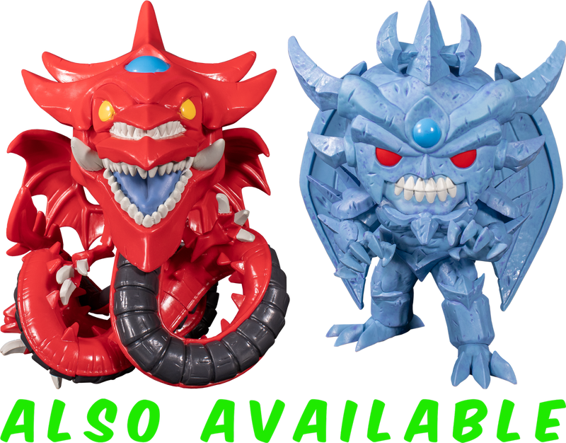 Funko Pop Yu Gi Oh Slifer The Sky Dragon 6 Super Sized 756 The Amazing Collectables