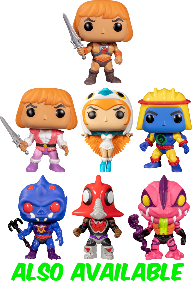 Funko Pop! Masters of the Universe  - Tung Lasher