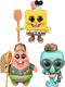 Funko Pop! The SpongeBob Movie: Sponge On The Run - Camp Coral - Bundle (Set of 3) - The Amazing Collectables