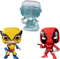 Funko Pop! X-Men - First Appearance: Part 2 80th Anniversary - Bundle (Set of 3) - The Amazing Collectables
