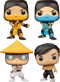 Funko Pop! Mortal Kombat - Scorpion #537 - The Amazing Collectables