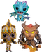 Funko Pop! Guild Wars 2 - Destiny's Edge - Bundle (Set of 3) - The Amazing Collectables