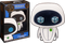 "Funko Pop! WALL-E- EVE 4"" Enamel Pin #02 - The Amazing Collectables"