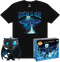 Funko - Game of Thrones - Icy Viserion Glow in the Dark - Vinyl Figure & T-Shirt Box Set - The Amazing Collectables