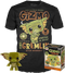 Funko - Gremlins - Gizmo as Gremlin - Vinyl Figure & T-Shirt Box Set - The Amazing Collectables