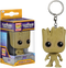 Funko Pocket Pop! Keychain - Guardians of the Galaxy - Groot - The Amazing Collectables