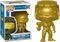 Funko Pop! Halo - Master Chief with Cortana Metallic Gold #07 - The Amazing Collectables