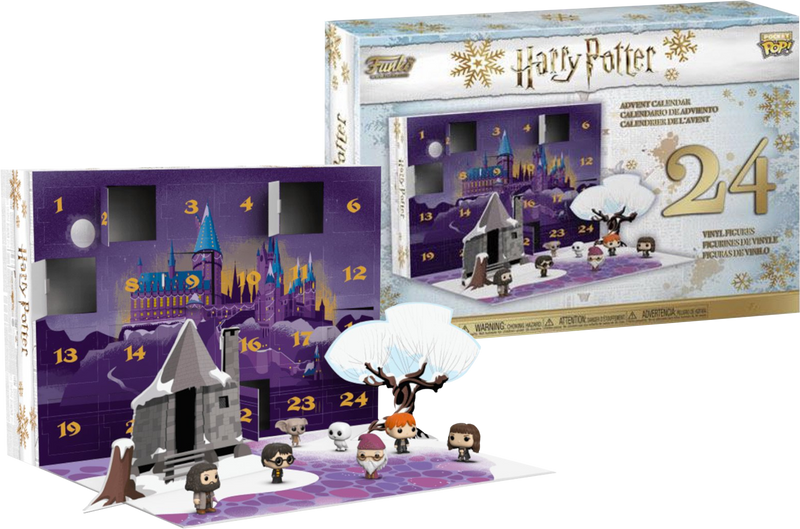 Funko Pop! Harry Potter - Pocket Advent Calendar - The Amazing Collectables
