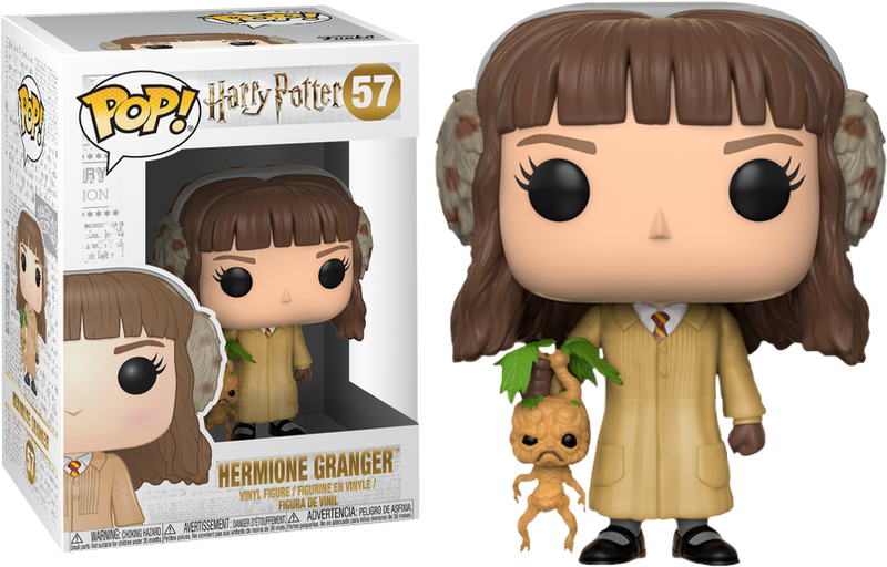 Funko Pop! Harry Potter - Hermione Granger in Herbology Outfit