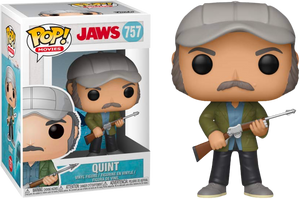 VINYL FIGURE #757 QUINT FUNKO POP JAWS