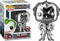 Funko Pop! Batman - The Joker Silver Chrome #53 - The Amazing Collectables