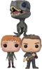 Funko Pop! Jurassic World: Fallen Kingdom - Blue's Clues - Bundle (Set of 3) - The Amazing Collectables