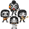 Funko Pop! Kiss - Ace Frehley The Spaceman #123 - The Amazing Collectables