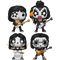 Funko Pop! Kiss - Detroit Pop! City - Bundle (Set of 4) - The Amazing Collectables