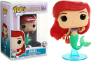 Funko Pop! The Little Mermaid - Ariel with Bag