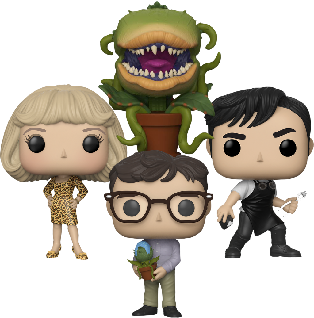 Little Shop of Horrors Audrey II Pop! 1 in 6 chance of Chase Variant