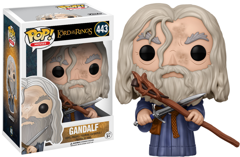 Funko Pop! Lord of the Rings - Gandalf