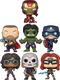 Funko Pop! Marvel's Avengers (2020) - Console Compadres - Bundle (Set of 7) - The Amazing Collectables