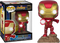 Funko Pop! Avengers 3: Infinity War - Iron Man Electronic Light Up #380 - The Amazing Collectables