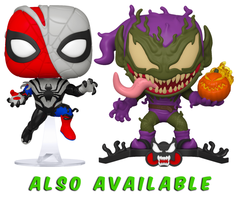 Funko Pop! Spider-Man: Maximum Venom - Venomized Doctor Strange