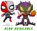 "Funko Pop! Spider-Man: Maximum Venom - Venomized Baby Groot 10"" Life-Size"