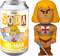 Funko - Masters of the Universe - He-Man - Vinyl SODA Figure in Collector Can - The Amazing Collectables