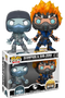 Funko Pop! Mortal Kombat - Scorpion and Sub Zero - 2-Pack - The Amazing Collectables