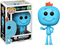 Funko Pop! Rick and Morty - Mr Meeseeks #174 - Chase Chance - The Amazing Collectables