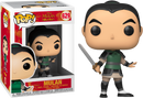 Funko Pop! Mulan - Mulan as Ping