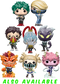 Funko Pop! My Hero Academia - Himiko Toga with Face Cover - The Amazing Collectables