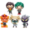 My Hero Academia - Stuck in the Middle Deku Pop! Vinyl Bundle (Set of 5) - The Amazing Collectables