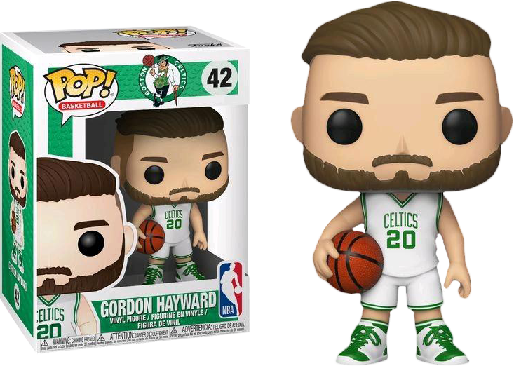 Funko Pop! NBA Basketball - Gordon Hayward Boston Celtics