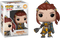 Funko Pop! Overwatch - Brigitte #496 - The Amazing Collectables