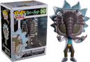 Funko Pop! Rick and Morty - Rick with Facehugger