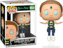 Funko Pop! Rick and Morty - Floating Death Crystal Morty