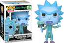 Funko Pop! Rick and Morty - Hologram Rick Clone
