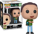 Funko Pop! Rick and Morty - Jerry