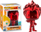 Funko Pop! DBZ - Super Saiyan Vegeta Red Chrome #154 (2019 SDCC Exclusive) - The Amazing Collectables