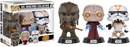 Funko Pop! Star Wars - Tarfful, Unhooded Emperor & Utapeau Clone Trooper - 3-Pack - The Amazing Collectables