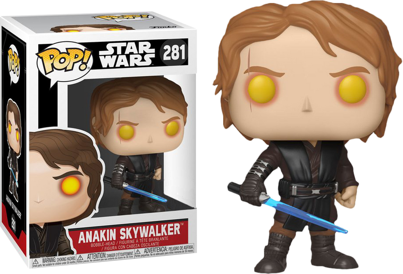 Funko Pop! Star Wars - Anakin Skywalker Dark Side