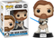 Funko Pop! Star Wars: Clone Wars - Obi Wan Kenobi #270 - The Amazing Collectables