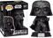 Funko Pop! Star Wars - Darth Vader Futura with Pop! Protector #157 - The Amazing Collectables