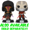 Funko Pop! Star Wars: Knights of the Old Republic - Darth Malak #395 - The Amazing Collectables
