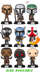 Funko Pop! Star Wars: The Mandalorian - Greef Karga