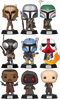 Funko Pop! Star Wars: The Mandalorian - This Is The Pop! - Bundle (Set of 9) - The Amazing Collectables