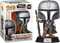 Funko Pop! Star Wars: The Mandalorian - The Mandalorian New Pose #345 - The Amazing Collectables