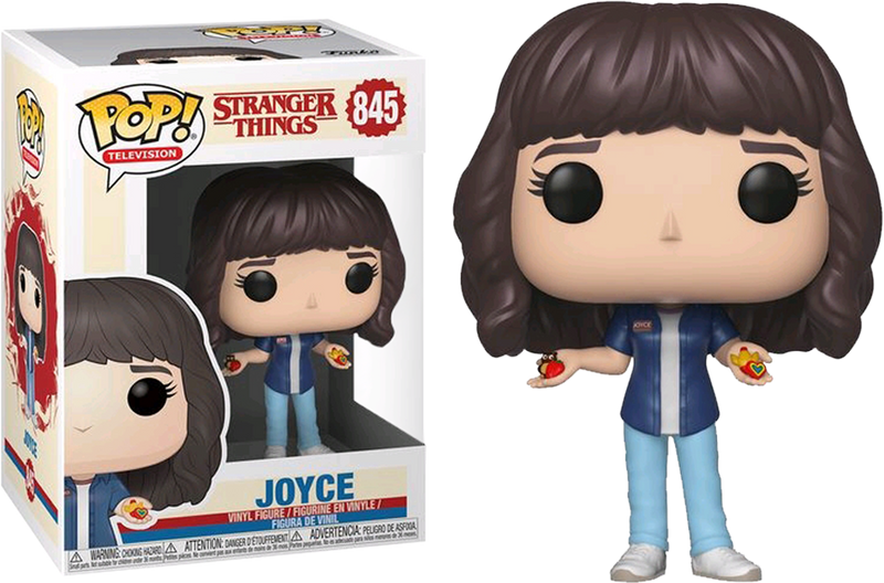 Funko Pop! Stranger Things 3 - Joyce with Candy